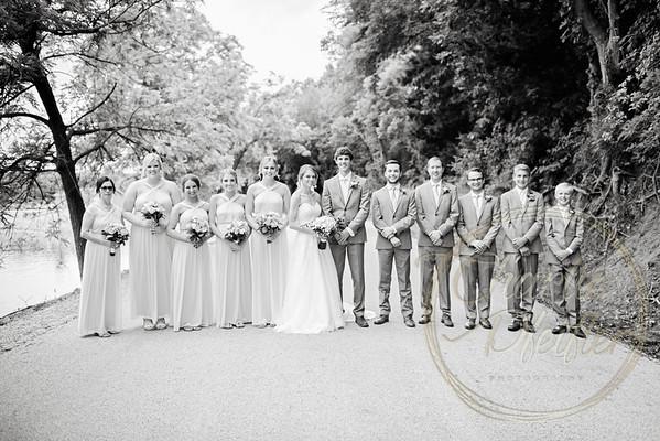 Kaelie and Tom Wedding 05C - 0002bw
