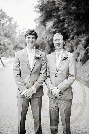 Kaelie and Tom Wedding 05C - 0097bw