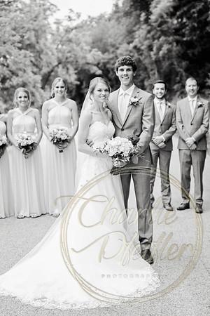 Kaelie and Tom Wedding 05C - 0021bw