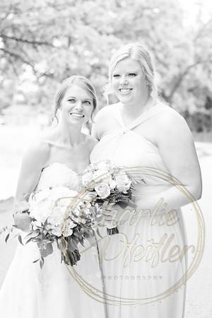 Kaelie and Tom Wedding 05J - 0025bw