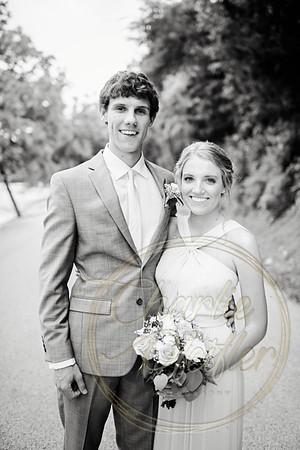 Kaelie and Tom Wedding 05C - 0077bw