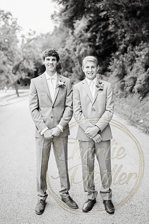 Kaelie and Tom Wedding 05C - 0092bw
