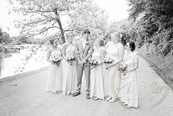 Kaelie and Tom Wedding 05J - 0027bw