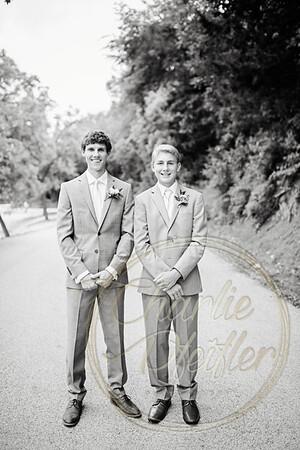 Kaelie and Tom Wedding 05C - 0095bw