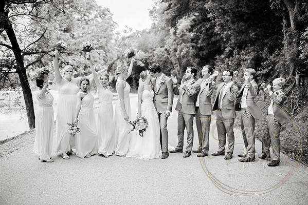 Kaelie and Tom Wedding 05C - 0012bw
