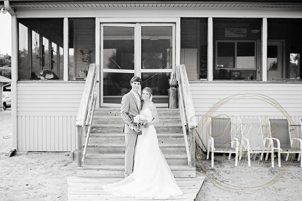 Kaelie and Tom Wedding 04C - 0070bw
