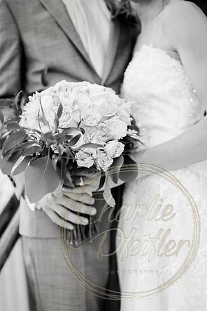 Kaelie and Tom Wedding 04C - 0063bw