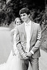 Kaelie and Tom Wedding 04C - 0013bw