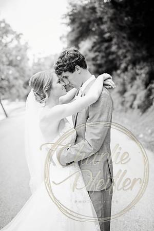 Kaelie and Tom Wedding 04C - 0147bw