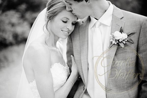 Kaelie and Tom Wedding 04C - 0126bw