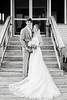 Kaelie and Tom Wedding 04C - 0067bw