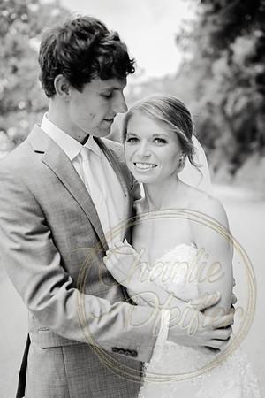 Kaelie and Tom Wedding 04C - 0040bw