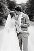 Kaelie and Tom Wedding 04C - 0136bw