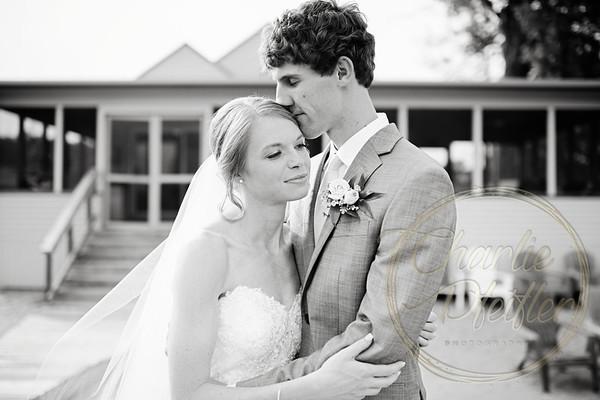 Kaelie and Tom Wedding 04C - 0103bw