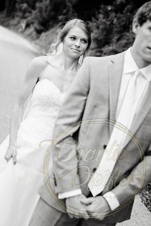 Kaelie and Tom Wedding 04C - 0011bw