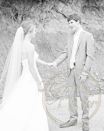 Kaelie and Tom Wedding 04J - 0005bw
