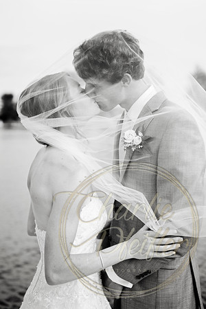 Kaelie and Tom Wedding 04C - 0083bw