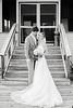 Kaelie and Tom Wedding 04C - 0065bw