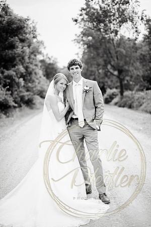 Kaelie and Tom Wedding 04C - 0119bw