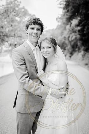 Kaelie and Tom Wedding 04C - 0038bw