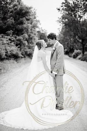 Kaelie and Tom Wedding 04C - 0115bw