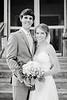 Kaelie and Tom Wedding 04C - 0069bw