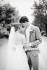 Kaelie and Tom Wedding 04C - 0133bw