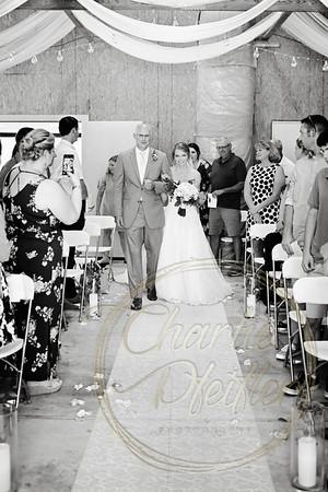 Kaelie and Tom Wedding 07C - 0028bw