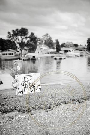 Kaelie and Tom Wedding 07C - 0128bw