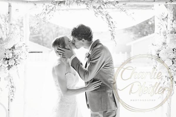 Kaelie and Tom Wedding 07C - 0094bw