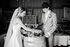 Kaelie and Tom Wedding 07C - 0081bw