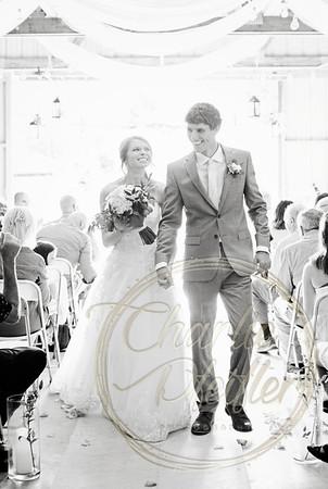 Kaelie and Tom Wedding 07C - 0098bw