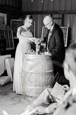 Kaelie and Tom Wedding 07C - 0074bw