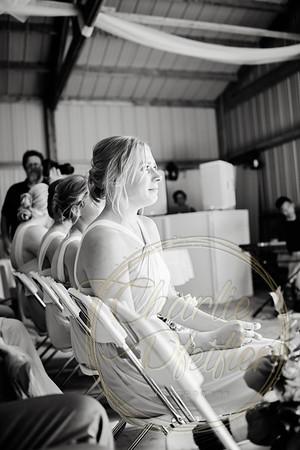 Kaelie and Tom Wedding 07C - 0072bw