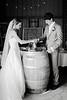 Kaelie and Tom Wedding 07C - 0080bw