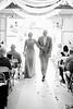 Kaelie and Tom Wedding 07C - 0119bw