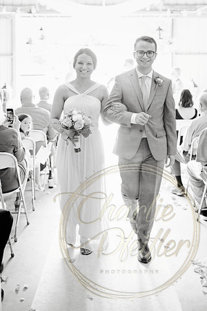 Kaelie and Tom Wedding 07C - 0114bw