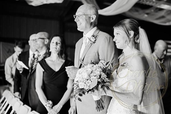 Kaelie and Tom Wedding 07C - 0038bw