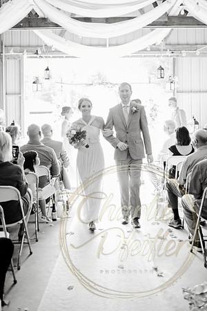 Kaelie and Tom Wedding 07C - 0110bw