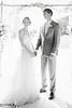 Kaelie and Tom Wedding 07C - 0082bw