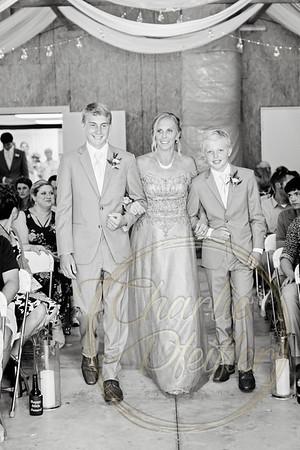 Kaelie and Tom Wedding 07C - 0004bw