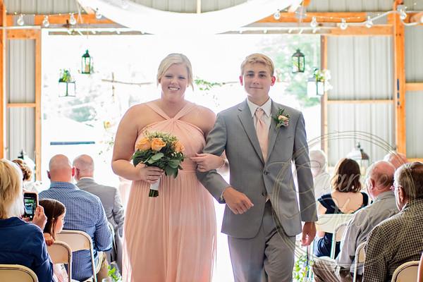 Kaelie and Tom Wedding 07C - 0115