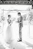 Kaelie and Tom Wedding 07C - 0068bw
