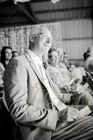 Kaelie and Tom Wedding 07C - 0057bw