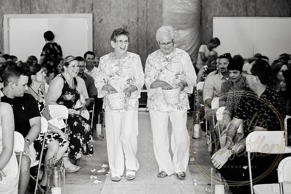 Kaelie and Tom Wedding 07C - 0024bw