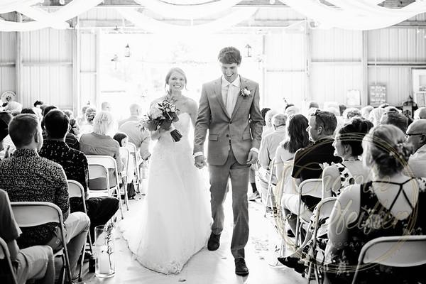 Kaelie and Tom Wedding 07C - 0099bw
