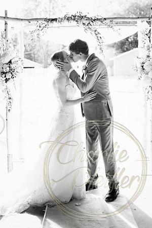 Kaelie and Tom Wedding 07C - 0095bw