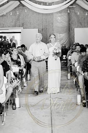 Kaelie and Tom Wedding 07C - 0002bw