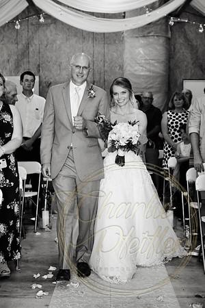 Kaelie and Tom Wedding 07C - 0032bw