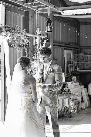 Kaelie and Tom Wedding 07J - 0034bw
